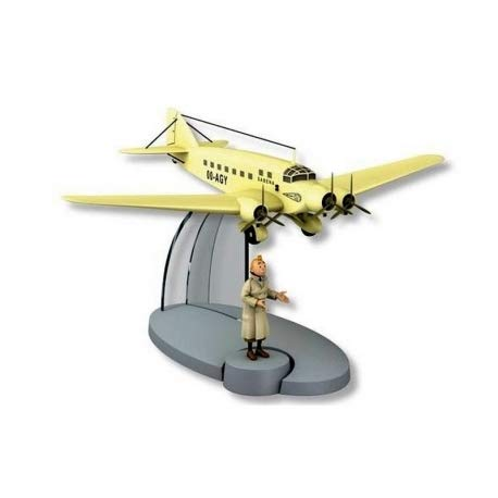 DataPrice Tintín 29554- Avión Sabena 00-AGY. La Isla Negra. Escala 1:144
