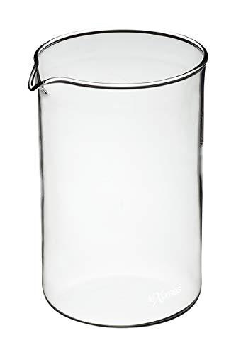 Kitchen Craft Le'Xpress Ersatzglas für Cafetière, 6 Tassen, 850 ml
