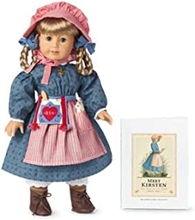 American Girl 35th Anniversary Collection - 18 Inch Origonal Kirsten Doll , Accessories and Book