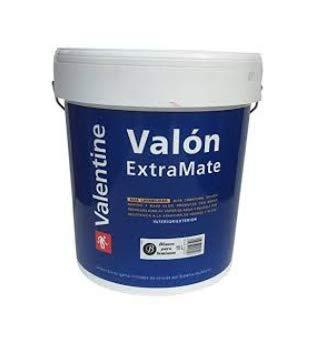pintura VALON EXTRAMATE Valentine 1 LITRO