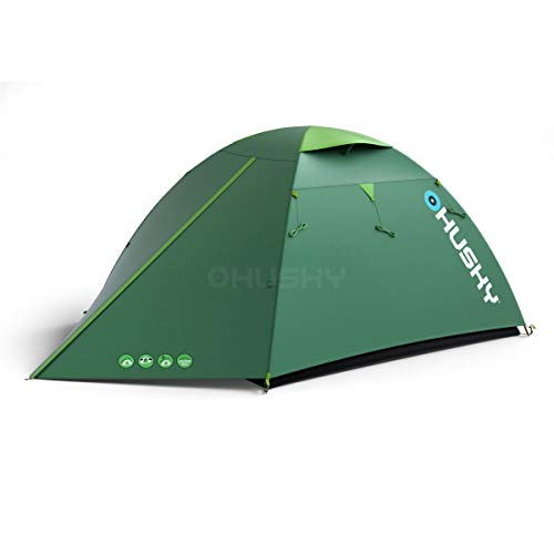 Husky, Tent OUTDOOR BIRD 3 PLUS, Green