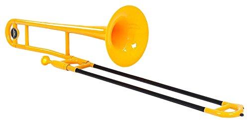 Tromba TBPAM - Trombón de varas, color amarillo