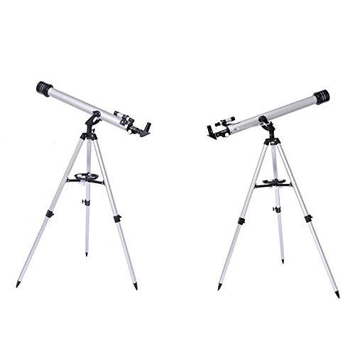 YAMEIJIA Telescopio astronómico observación de Estrellas Profesionales de Alta magnificación 10000 Espacio Adulto 5000 el Espacio Profundo telescopio astronómico,Blanco