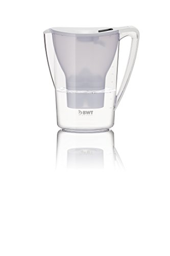 BWT - 815070 - Tischwasserfilter PENGUIN - 2,7 l, weiß - Wasserfilterkanne mit 1 Filter-Kartusche für Magnesium Mineralized Water