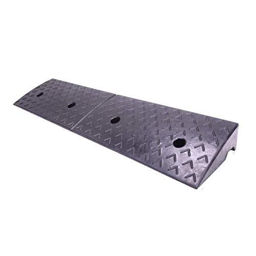 Ramps Ramps veiligheidshellingen voor skateboard, raamps, multifunctioneel, zwart, afmetingen: 100 x 30 x 11 cm