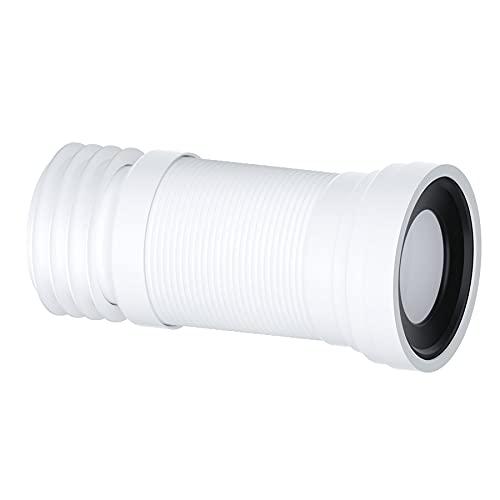 Viva Long Slink-Fit Flexibler WC-Anschluss, 300 mm - 700 mm