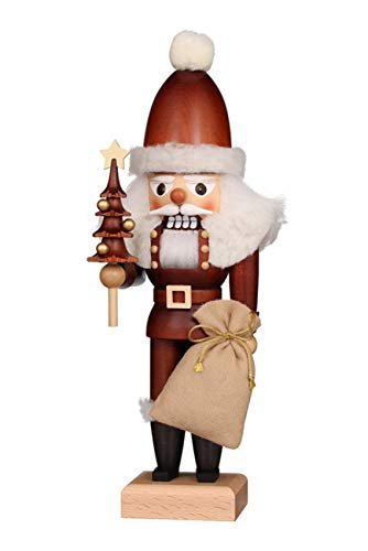 Christian Ulbricht Nutcracker - Santa Claus Natural