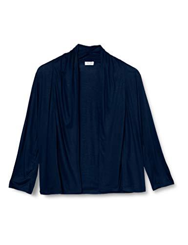 Gerry Weber 331002 chaqueta, Dark Navy, 46 para Mujer