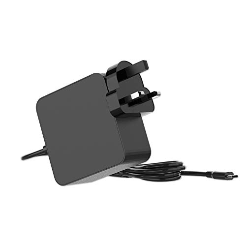 87W/90W USB-C Power Adapter Type-C Power Delivery Wall Charger 87W (Compatible 61W, 45W, 30W,12W) for MacBook Pro/Air 15' 13', HP, Dell, ASUS Chromebook, Lenovo and Laptops or Smart Phones with USB-C