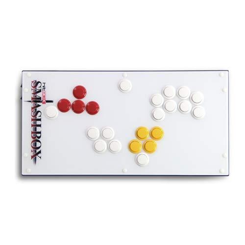 Smash BOX レバーレスコントローラー・ゲームキューブ・PCコントローラー/スマッシュブラザーズに最適