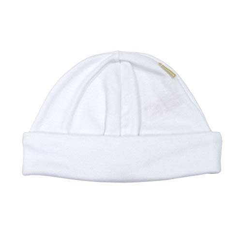 Cambrass 12894 - Gorro de tricot para recién nacidos, talla 52 cm, color blanco