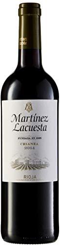 Martínez Lacuesta - Vino Rioja, 14%, 75 cl