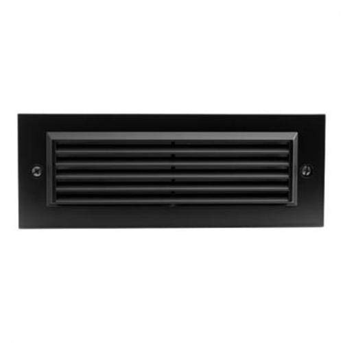 Elco Lighting ELST81B LED Brick Light with Angled Louver