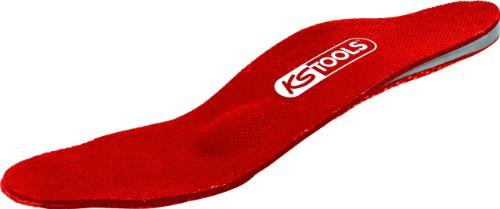 KS Tools 310.1550 Orthopädische Komfort-Fußbetteinlage, Gr.47