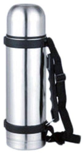 Home Basics Vacuum Flask, 1-Liter [Misc.]