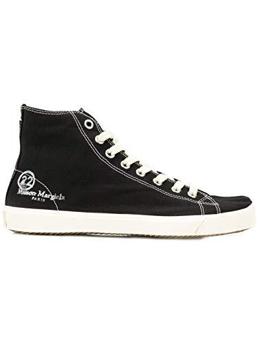Maison Margiela Luxury Fashion Uomo S57WS0253P1875T8013 Nero Hi Top Sneakers |