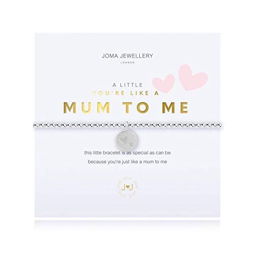 Joma Jewellery a Little You're Like A Mum to Me Bracelet