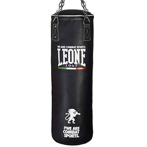 sacco da boxe pelle Leone Sacco Basic Nero Kg 40