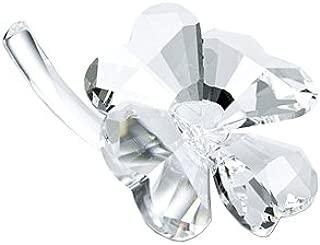 Swarovski Crystal Four-leaf Clover