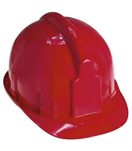 Wolfpack 15030023 Cascos Para Obra Rojo
