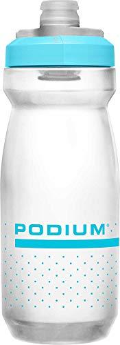 CAMELBAK Podium bidón de Agua 710 ml Bicicleta, Deportes Azul, Translúcido Polipropileno (PP) - Bidones de Agua (710 ml, Bicicleta, Deportes, Azul, Translúcido, Polipropileno (PP), Silicona, Giro)