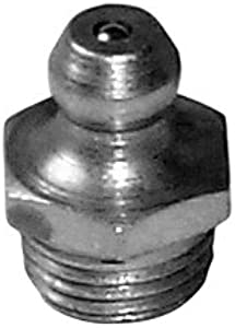 LUMATIC HP2 Grease Nipples-Imp 1 8 quot  Gas Bsp Straight Type Qty