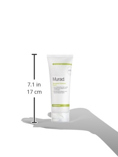 Murad Resurgence Renewing Cleansing Cream - Anti-Aging, Cleansing Cream Face Wash - Hydrating Daily Face Cleanser, 6.75 Fl Oz 1