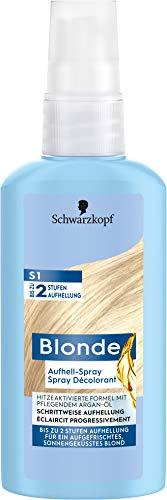 Schwarzkopf Blonde Aufhell-Spray, Haarfarbe S1, 125 ml