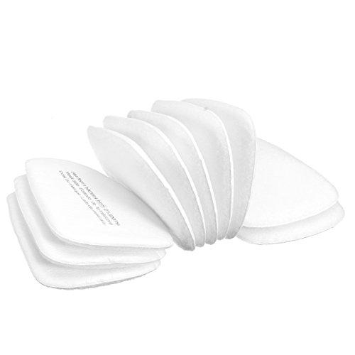 MASUNN Baumwolle Filter Patrone Maske Atemschutzgerät Ersetzen
