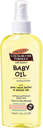 Palmers Cocoa Butter - Baby Massage Oil. - Bottle - 150ml 4113-6