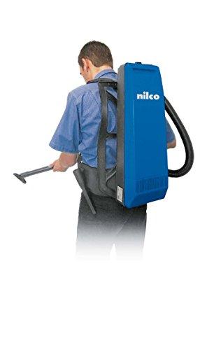 nilco 3040003 Rucksacksauger RS 17, 1100 W, 230 V