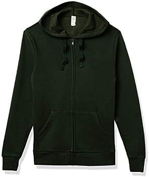Alternative Men's Eco-Cozy Fleece Zip Hoodie