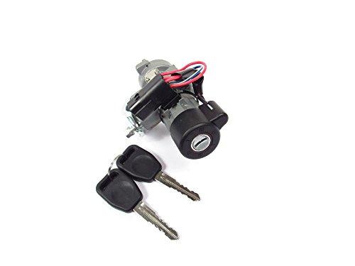 Encendido Bloqueo interruptor juego de reequipamiento con teclas para Land Rover Discovery 2