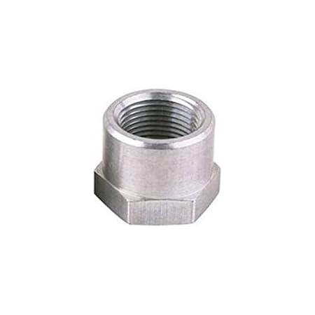 1 inch npt pipe thread aluminum weld on bung