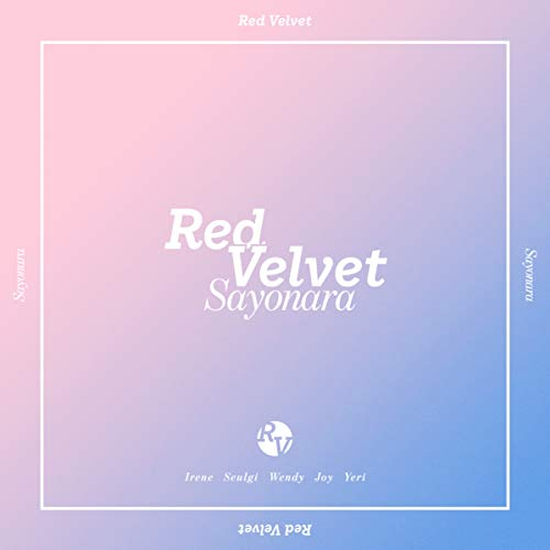 [Single]Sayonara – Red Velvet[FLAC + MP3]