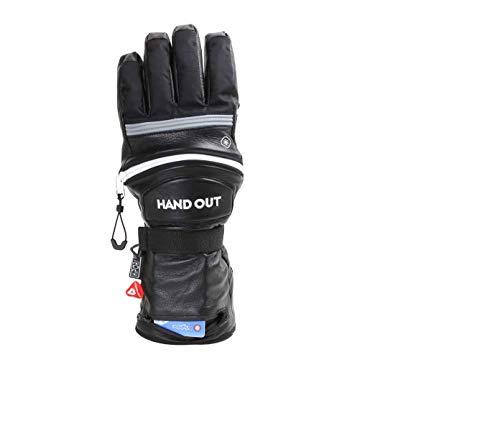 Hand Out Pro Ski Glove Black/Grey, L