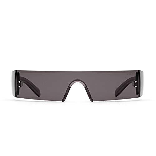 SUPER7 Super retro zonnebril Vision black eenheidsmaat