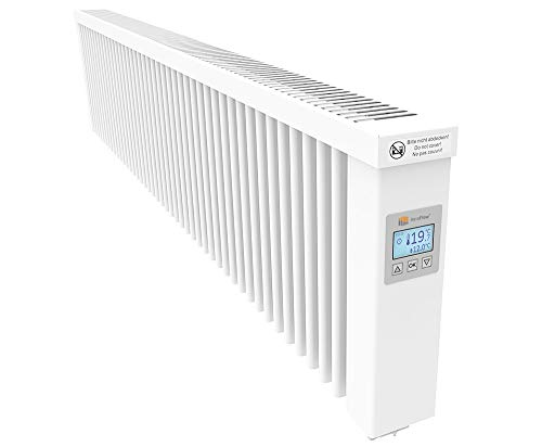 Succsale- AeroFlow® Elektroheizung-SLIM 2000-FLEXI SMART-Leistung: 2000 Watt - Maße: 1580 x 325 x 90 mm-HFL 014