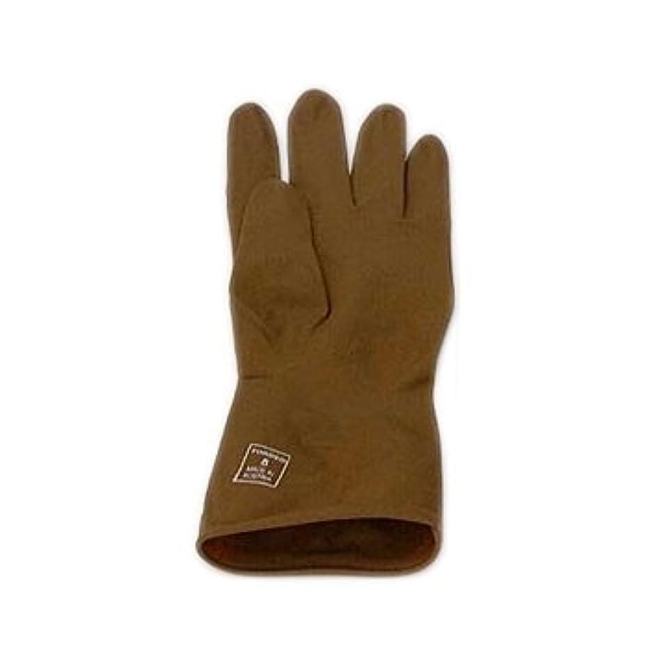 どちらも充実メダリストトンデオ ゴム手袋 1双 6.5