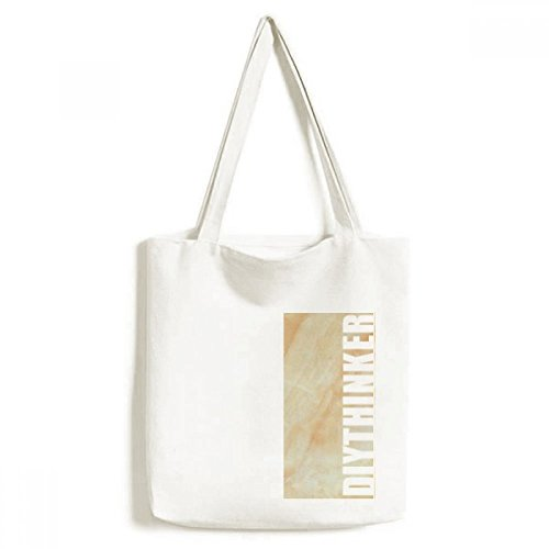 DIYthinker Marble CeramicTile Twill Chilled Muster-Tasche Einkaufstasche Kunst Waschbar 33cm x 40 cm (13 Zoll x 16 Zoll) Mehrfarbig