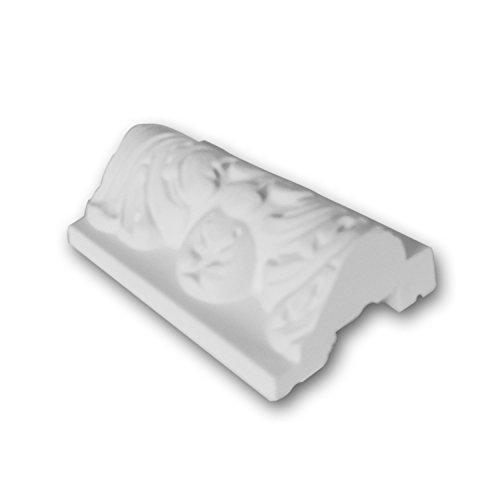 Moldura Cornisa Perfil de estuco Orac Decor P3020 LUXXUS Elemento decorativo para pared y techo 2 m