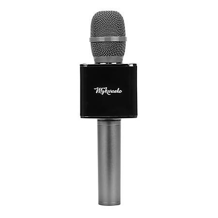 Check Out This My Karaoke Pro - 2-in-1 Wireless Bluetooth Microphone & Speaker - Black