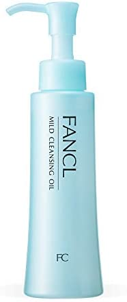 FANCL Mild Cleansing Oil 100 Preservative Free Clean Skincare for Sensitive Skin US Exclusive product image