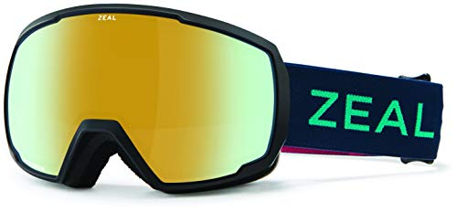Zeal Nomad Fruit Punch ~ Alchemy Mirror Snow Goggles One Size Fruit Punch