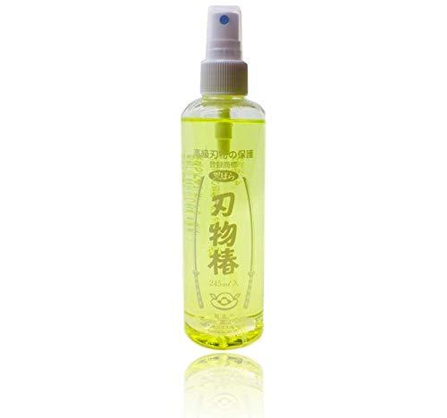 KUROBARA 100% Pure Tsubaki Japanese Cutlery Knife Maintenance Camellia Oil (8.3 oz) Dispenser
