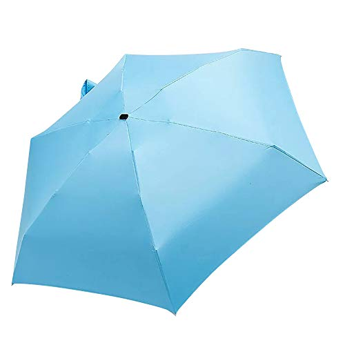 Mini Paraplu Pocket Paraplu Winddicht, Compact & Lichtgewicht - Stevige Paraplu Ideaal om mee te nemen in 9 Heldere Kleuren