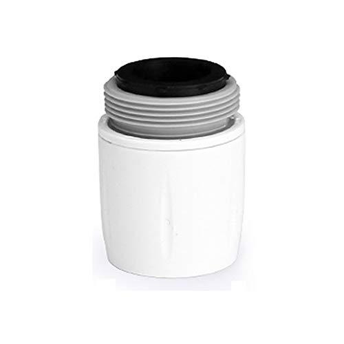 WZLDP Aerador de grifos de Lavabo de Cocina, Filtro Anti-Splash Universal, Grifo Alargado para Aumentar la presión, los Accesorios de extensión Filtro de Agua de Salpicadura (Color : #1)