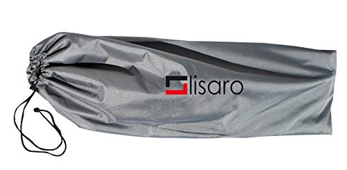 Lisaro Tent Pole/Duffel Bag 130 x 40 cm Waterproof / Pole Bag / Poles Bag / Carry Bag for Poles / Storage Bags / Camping Accessories