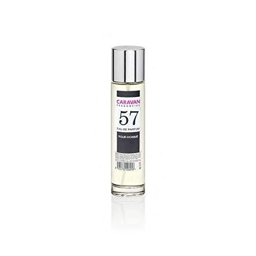 CARAVAN FRAGANCIAS no 57 - Eau de Parfum spuiten voor mannen - 150 ml