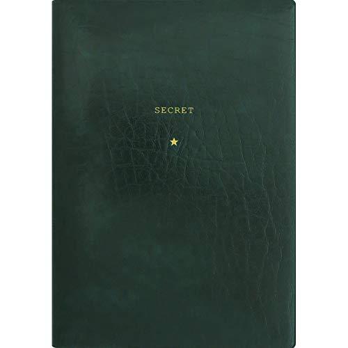 エルコミューンマトカ手帳2020年B64月始まりウィークリーレフトシークレットグリーンDR-WB-175